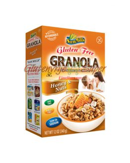 Sam Mills, Granola Honey - Nuts