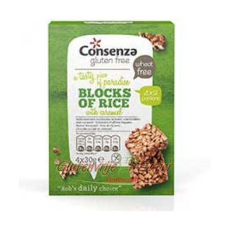 Blocks of Rice Melk Caramel