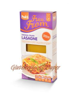 Free From, Lasagnebladen
