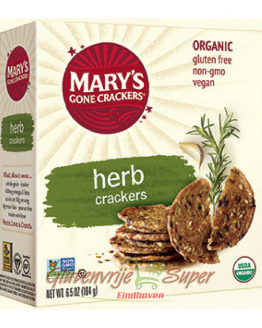 Mary's Gone Crackers, Herb Crackers