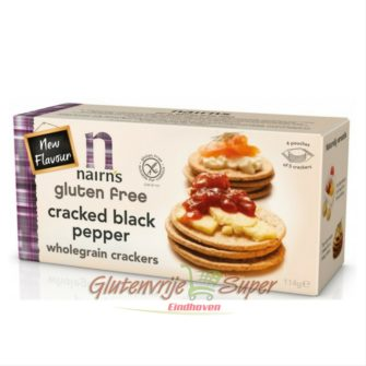Crackers Black Pepper