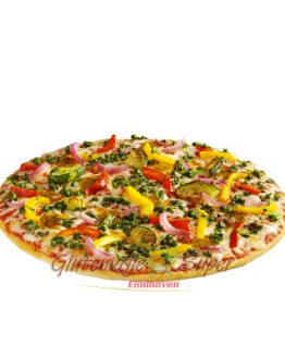 Pizza Vegetale Foto